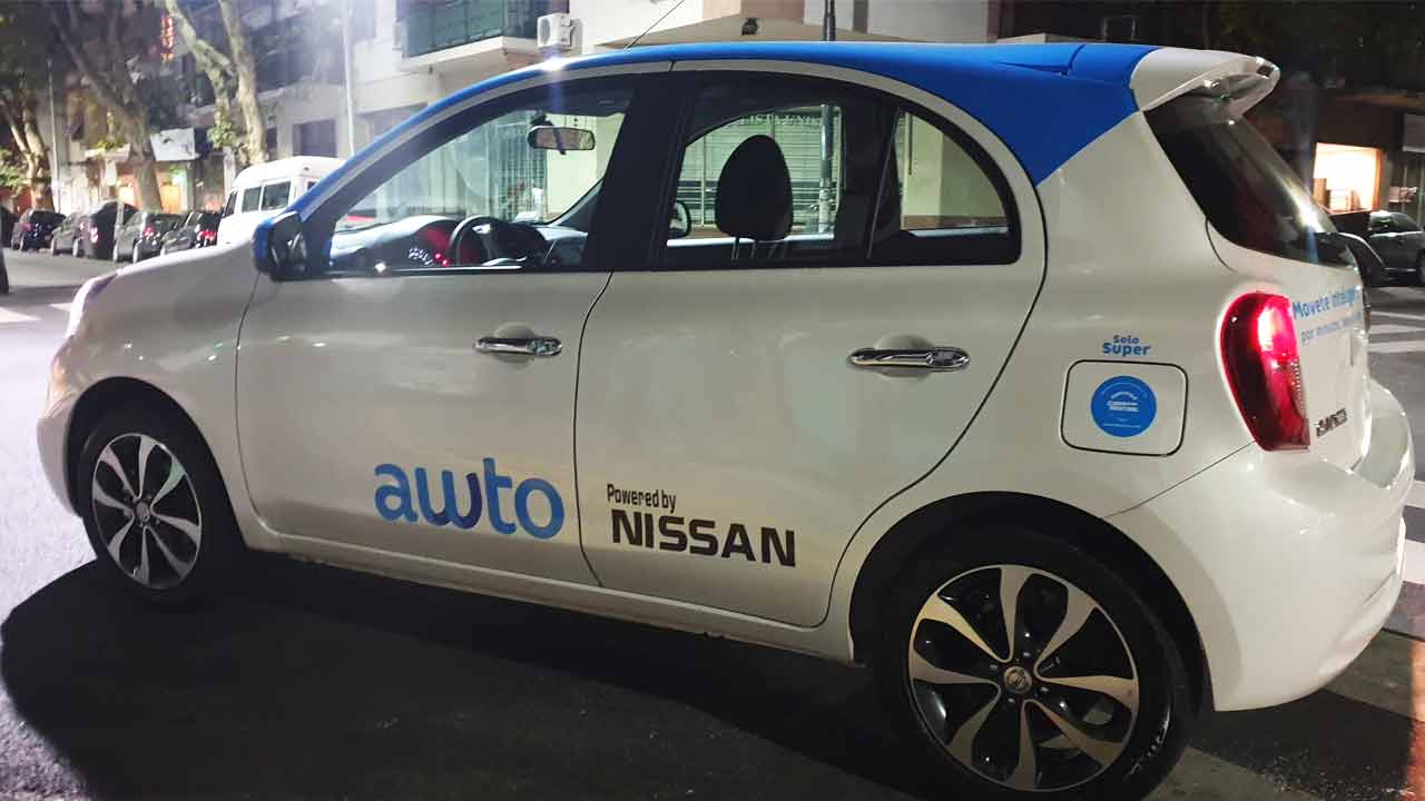 Nissan Awto - Oercluster