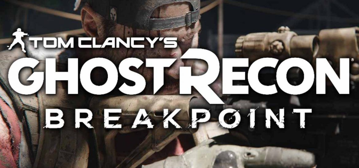 Ghost Recon Breakpoint - Overcluster